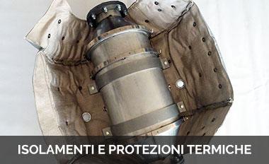 Isolamenti e protezioni termiche