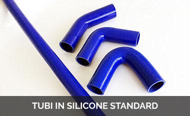 tubi in silicone standard