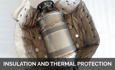 insulation and thermal protection